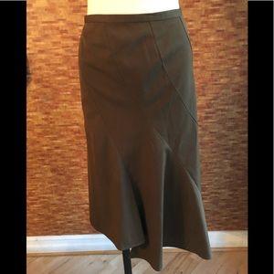 Size 8 BCBG unique sassy skirt